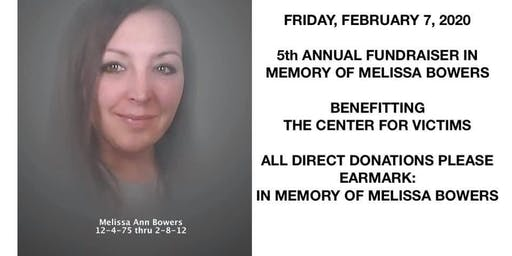 In Memory of Melissa Bowers & Domestic Violence Awareness