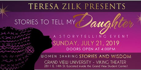 Stories to Tell My Daughter tickets