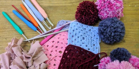 Crochet Club tickets