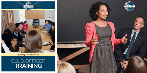 Toastmasters Club Officer Training Cincinnati July 22, 2019