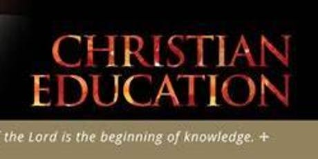 LOGOS  Congress of Christian Education 7th Annual Session tickets