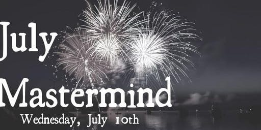 July Monthly Mastermind