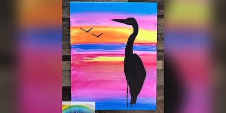 2 for 1 Canvas: Dundalk, Seasoned Mariner with Artist Katie Detrich! tickets