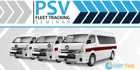 EasyTrak PSV GPS Tracking & Fleet Management Seminar tickets