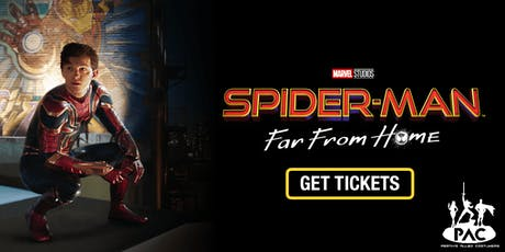 Perth's Allied Costumers presents Spiderman - Far From Home tickets