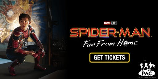 Perth's Allied Costumers presents Spiderman - Far From Home