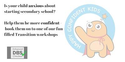 Transition workshops for children