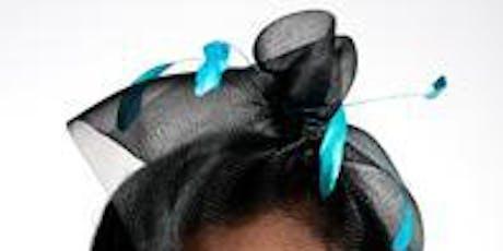 Large HorseHair Hat /Bridal Fascinator Workshop  tickets