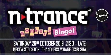 Bonkers Bingo Stockton with N-Trance tickets