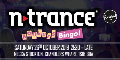 Bonkers Bingo Stockton with N-Trance