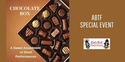 Atlanta Black Theatre Festival - Chocolate Box: A Sweet Assortment of Short Performances