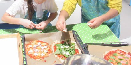 Kids Cooking Club – school holiday sessions with Anna (for 8-12 year olds) tickets
