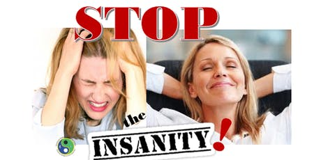 STOP THE INSANITY Brain Sweep Bootcamp tickets