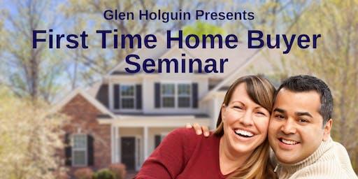 First Time Home Buyer Seminar - Denver