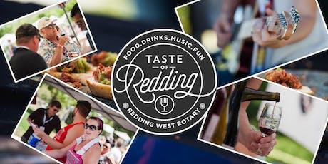 Taste of Redding 2020 tickets