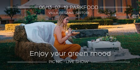 ParkFood ∙ Enjoy your green mood biglietti