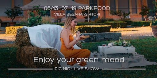 ParkFood ∙ Enjoy your green mood