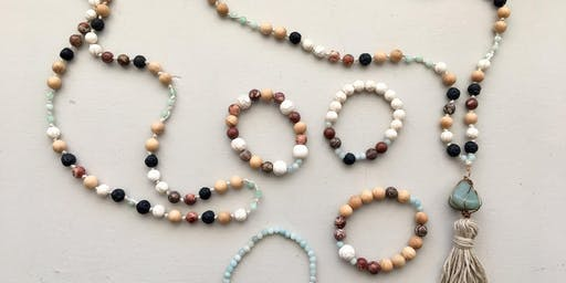 Mala Bead Workshop!