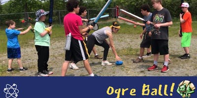 Ogre Ball! It\