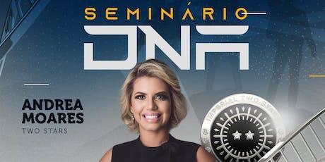 SEMINÁRIO DNA ARACAJU - JULHO 2019 ingressos
