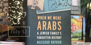 When We Were Arabs Author Talk