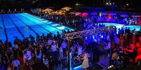 POOL PARTY HARBOUR CLUB MILANO  biglietti