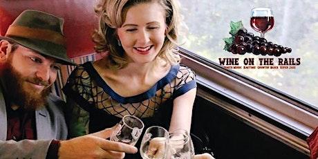 March Wine Train to DelMonaco Vineyards tickets