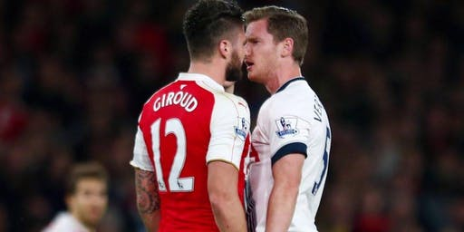 North London Derby Arsenal vs Tottenham New Orleans Watch Party