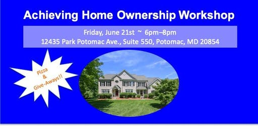 Achieving Home Ownership Workshop