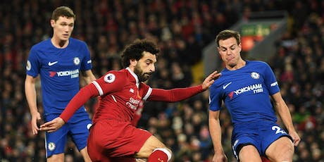 Liverpool v Chelsea New Orleans Watch Party tickets