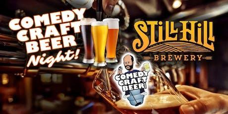 Still Hill Comedy Night tickets