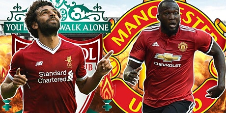 North-West London Derby Man U vs Liverpool New Orleans Watch Party tickets