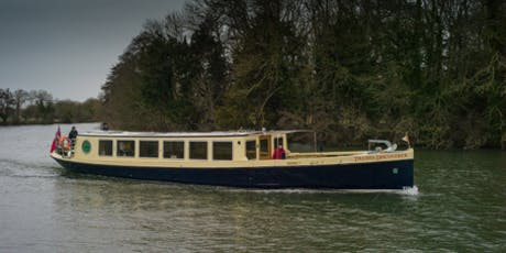 Guided Boat Trip on the Thames Discoverer tickets