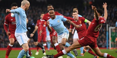 Liverpool v Man City New Orleans Watch Party