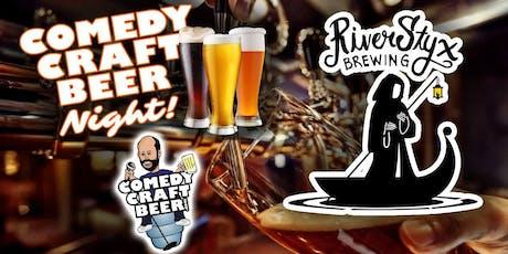 River Styx Comedy Night tickets