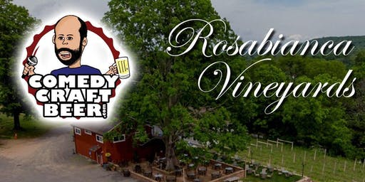 Rosabianca Vineyard Comedy Night