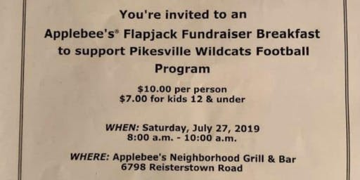 Pikesville Wildcats FlapJack Fundrasier
