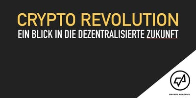 CRYPTO REVOLUTION MÜNCHEN - Ein Blick in die Deze