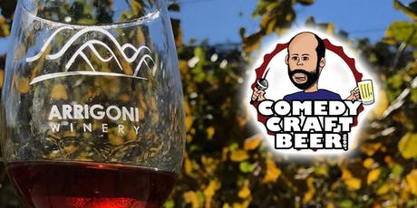 Arrigoni Winery Comedy Night tickets