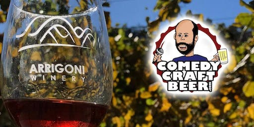 Arrigoni Winery Comedy Night