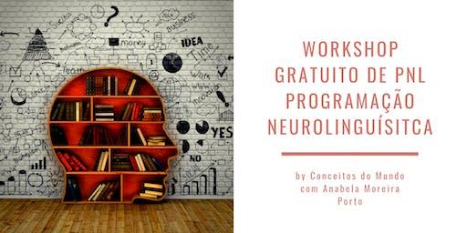 Workshop Gratuito de PNL - Programação Neurolinguística