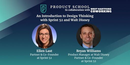 An Introduction to Design Thinking with Sprint 52 and Walt Disney