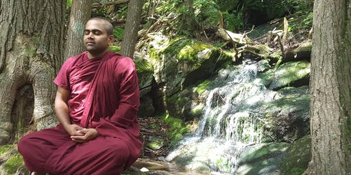 Day of Silence with Bhante Soma