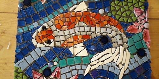 Mosaic Workshop - Make 'n' take Mosaic in a Day
