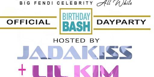 Big Fendi Celebrity Birthday Bash All White Day Party