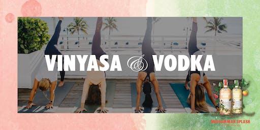 Absolut Vinyasa & Vodka