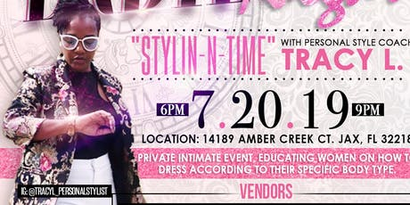 Ladies Night Out w/ Personal Style  Coach Tracy L. tickets