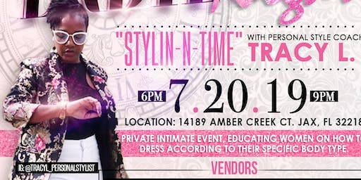 Ladies Night Out w/ Personal Style  Coach Tracy L.