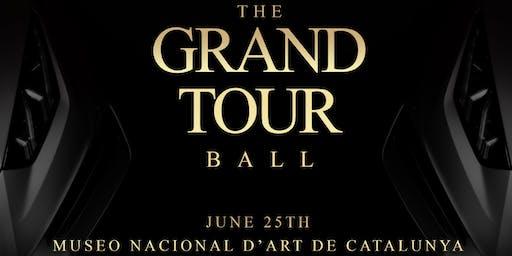 The Grand Tour Ball Barcelona