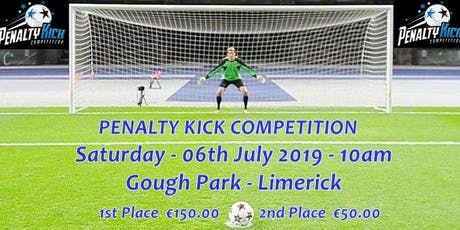 PENALTY KICK COMPETITION tickets